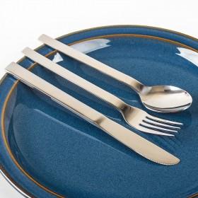 Linnen Spoon/Fork/Knife (양식기 스푼/포크/나이프) 3P